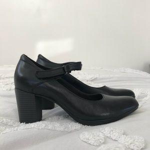 Clark's Mary Jane Style Heel